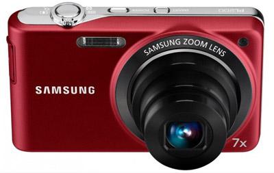 Новинка в стане бюджетных фотоаппаратов - Samsung PL200
