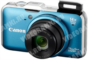 Цифровые фотокамеры CANON